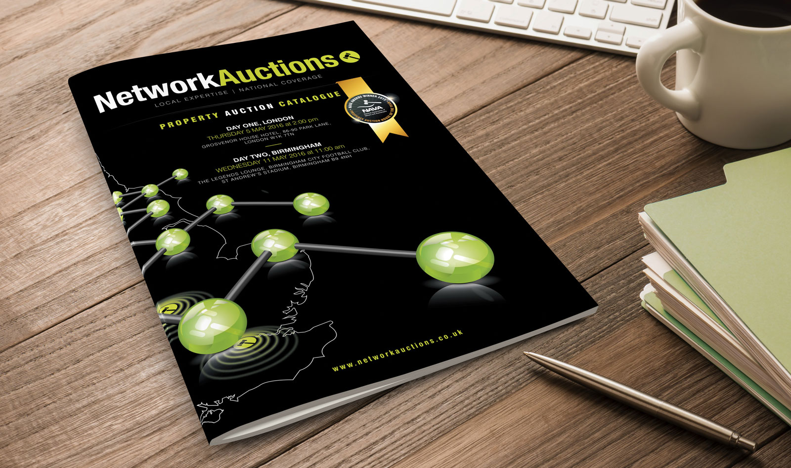 Network Auctions Brochure